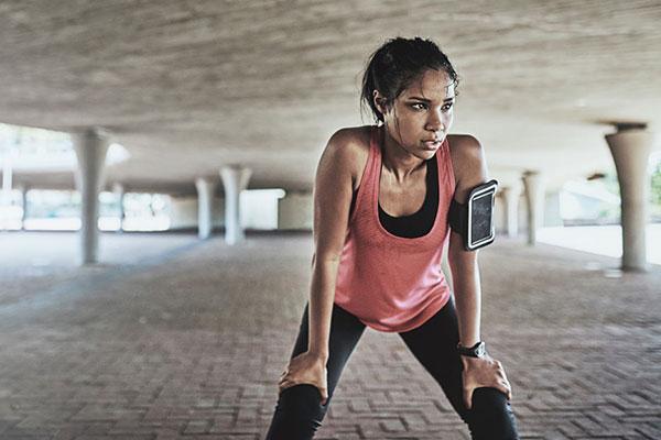 Vận động mạnh sau khi ăn